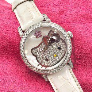 kimora lee simmons Hello Kitty Diamond Watch